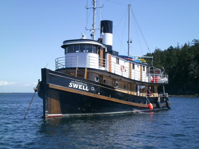 Nautilus Swell Vessel